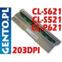 Głowica Citizen CL-S621 CL-S521 CL-P621 203DPI JM14705-0 KURIER od 15zł!