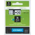 Etykiety, taśma DYMO D1 9mm - S0720690 (40914) taśma biała, nadruk niebieski -KURIER od 15zł!