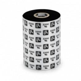 110mm x 450mb kalka, taśma woskowo żywiczna wax resin zipship 3200 zebra